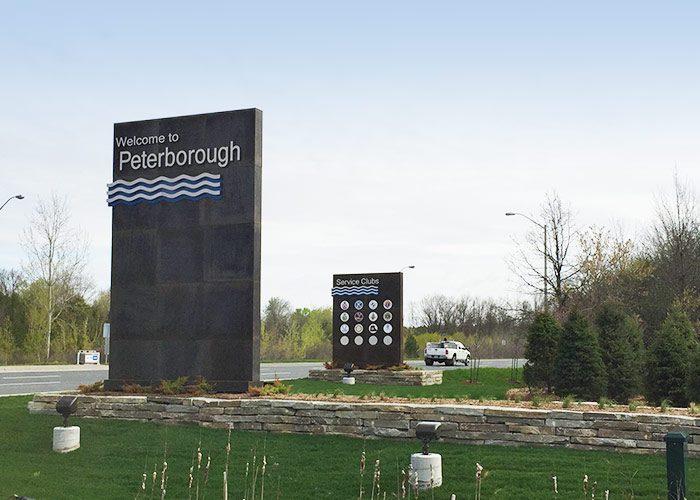 Gateway Sign