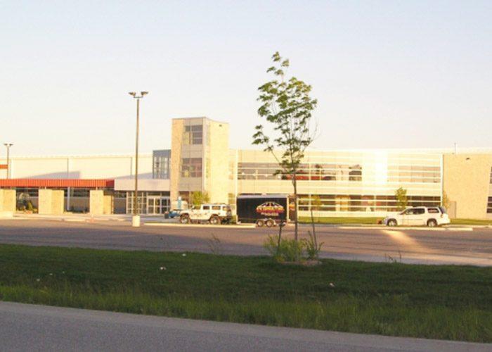 Invista Centre